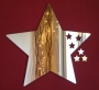 Shatterproof A Stars out of Star Mirror -35x35cm  £19.99