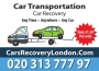 Breakdown Recovery, Car transporter, Car Delivery Service London