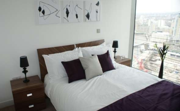 Luxurious 1 bedroom flats for rent in the landmark, canary wharf, e14
