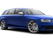 Audi RS4 Avant 4.2 Quattro Car on Lease at Ascot Motor Cars