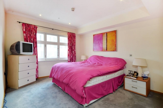 Well furnished one bedroom flat in central london.?