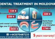 Get fast and affordable dental care away from home