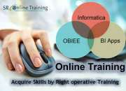 SrOnline Training conducts Online Classes for Informatica Training
