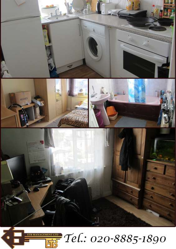 Flat for rent in enfield