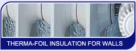 Save heating your home, office and your food by foil insulation | therma-foil.co.uk