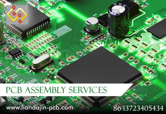 Pcb assembly services in china