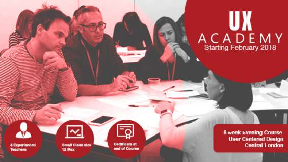The best online ux - academy in london