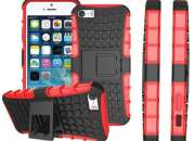 Heavy Duty Stand Case Hard Cover for iPhone
