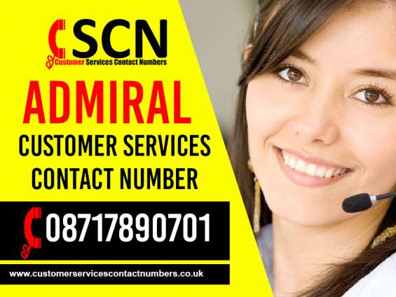 Admiral insurance contact number