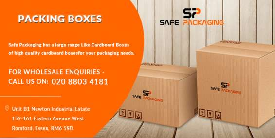 Buy packing boxes online