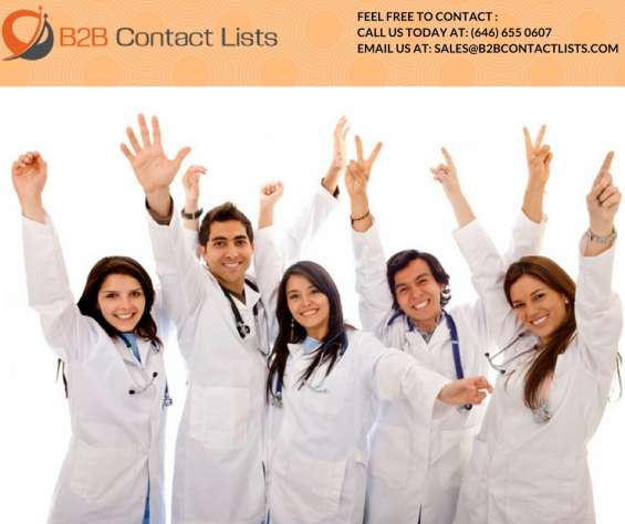 Chief of surgery email lists | chief of surgery list in usa