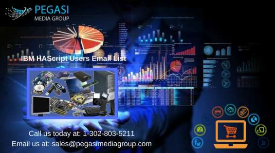 Ibm hascript users email list and mailing list in uk/usa/canada/germany/france