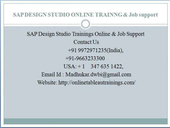 Design studio online course from india