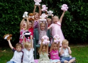 Make a bear /craft parties for kids