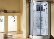 Luxury di vapor steam shower