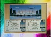 2 Stevie Wonder Concert Tickets -02 London -30th Sept