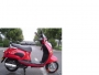 NORTON LAMBREENY 125cc RED 2007 3 miles on the clock