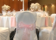 A1 Balloons 2 Go Wedding Corporate Ostrich Feather Centerpieces Manchester, UK