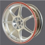 Alloy wheels from China