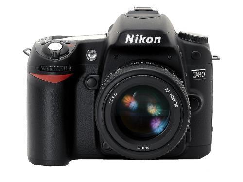 Nikon d80 digital camera dv dc hot model