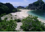 White sand island for sale