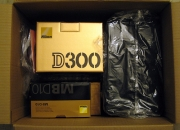 New Nikon D300 SLR Digital Camera $900