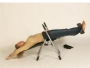 Professional inversion table --mastercare swedish product for back pain