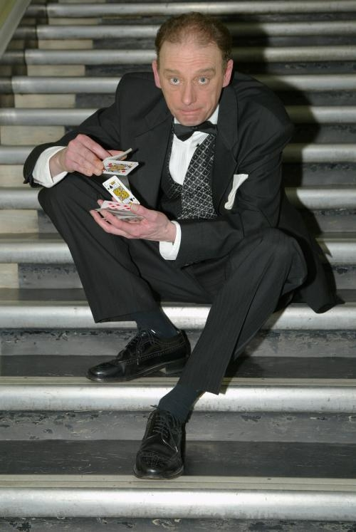 Londons only magician ( magicians in london )