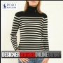 Ralph Lauren Classic Ribbed Turtleneck Sweater