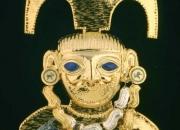 Handmade peruvian mask
