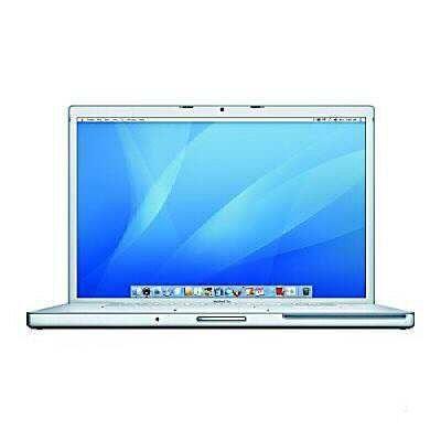 Apple 17 macbook pro intel core duo 216ghz, 120gb
