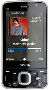 Nokia n96 -available with special christmas offers