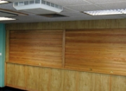 Timber shutters -commercial and domestic