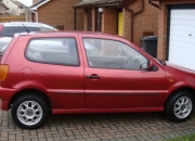 Vw polo 97/p 1 litre engine for sale, vgc new mot & tax