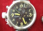 U-boat flightdeck 50 yellow markers silver case