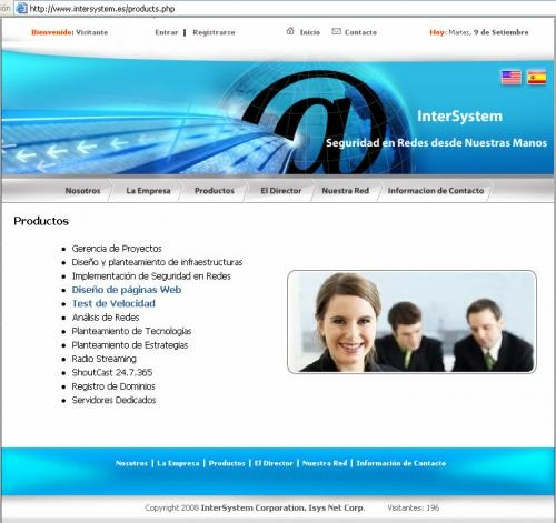 Pictures of Web design, hosting services 2