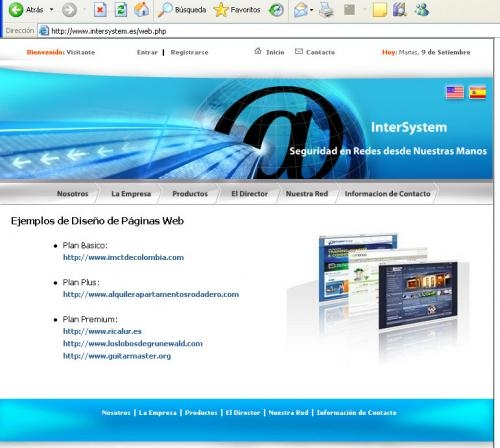 Pictures of Web design, hosting services 3