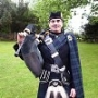 Hire a Scottish Bagpipe Player