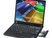 Cheap laptop ibm t43 thinkpad 1.8ghz, wireless, 1gb ram. warranty