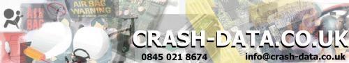 Crash-data airbag reset & repair