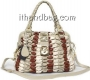 Miu Miu Ruched Shoulder Bag 6912 White