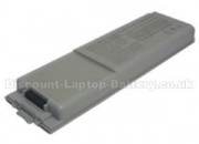 9-Cell 6600mAh Dell latitude D800 battery replacement