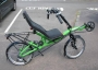 HPVelotechnik Grasshopper fx folding recumbent bike VGC
