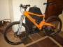 2007 Orange 5 Pro Mountain Bike Five Fox Hope XT