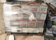 Drained Lead Scrap Battery For Sale