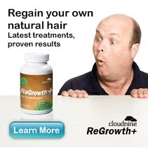 Free hair loss trial from the usa