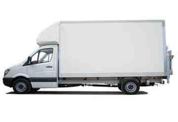 Movers in merton, man with van in merton park