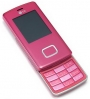 LG Chocolate phone (pink)