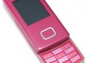 Lg chocolate phone (pink)
