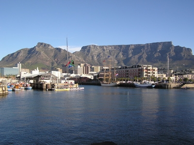 Cheap flights to cape town